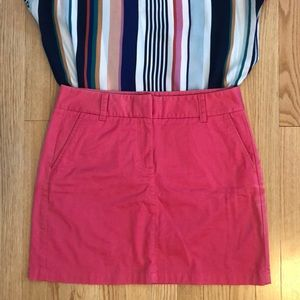 Hot Pink Vineyard Vines Skirt - Size 8